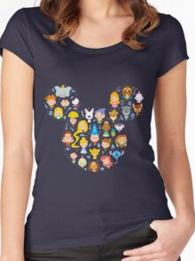 FUNNY SHIRT FOR KIDS Women's Fitted Scoop T-Shirt