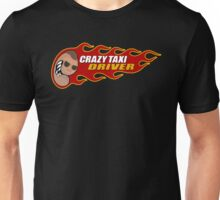 Crazy Taxi Driver Unisex T-Shirt