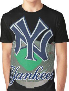 New York Yankees NY Graphic T-Shirt