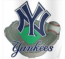 New York Yankees NY Poster