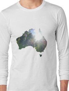 Australian Environment  Long Sleeve T-Shirt
