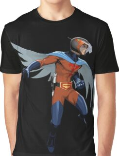 Gatchaman Graphic T-Shirt