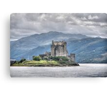 "Urquhart Castle, Loch Ness, Scotland - The ""Britain"" Collection Canvas Print"