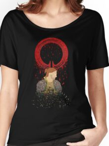 Falling Apart - Circle Women's Relaxed Fit T-Shirt