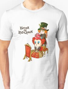 Hatter and Queen T-Shirt