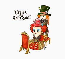 Hatter and Queen Unisex T-Shirt
