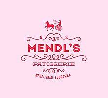 Mendl's Patisserie by asirensong