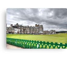 "St Andrews Golf Course, Edinburgh, Scotland - The ""Britain"" Collection Canvas Print"