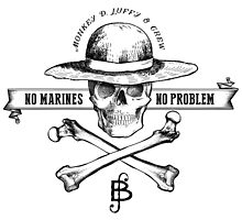 One Piece No Marines No Problem by barrettbiggers