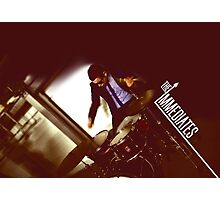 The Immediates drums Photographic Print