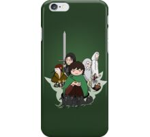 Tolkien Time - The Fellowship iPhone Case/Skin