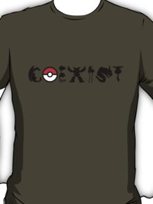 COEXIST 151 (for lighter tees 2.0) T-Shirt