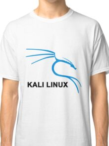 Kali Linux Stickers Classic T-Shirt