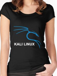 Kali Linux Tees Women's Fitted Scoop T-Shirt