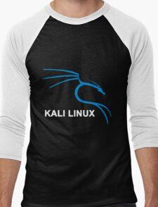 Kali Linux Tees Men's Baseball ¾ T-Shirt