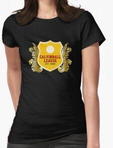 Calvinball 03 Womens Fitted T-Shirt