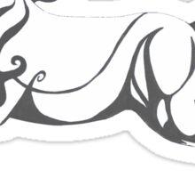 White horse of Rohan Sticker