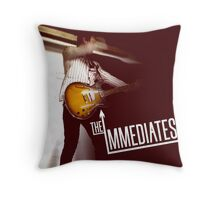Immediates maximum R&B Throw Pillow