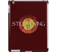 Still Flying iPad Case/Skin
