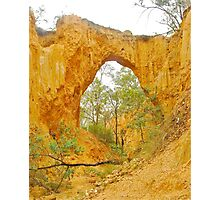 Hill End Arch Photographic Print