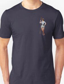 Rower With An Oar T-Shirt