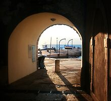 doorway to the sea by studenna