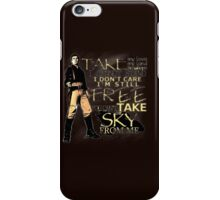 Take My Love iPhone Case/Skin