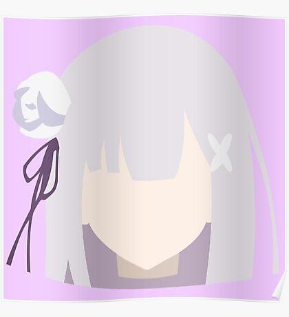 Emilia (Re:Zero kara Hajimeru Isekai Seikatsu) Poster