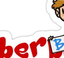 Benedict Cumberbabe Sticker