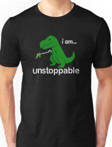 I am unstoppable Unisex T-Shirt