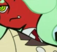 Panty and Stocking Scanty Small Sticker Sticker