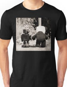 'If we go down to the woods today' Unisex T-Shirt