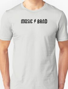 Music Band Unisex T-Shirt