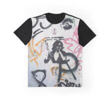 Rethymnon's streetart Graphic T-Shirt