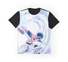 Gray Graphic T-Shirt