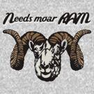 Needs moar RAM by Brooke Ottley