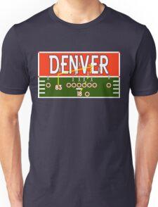 Denver Touchdown Unisex T-Shirt