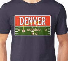Denver Touchdown Unisex T-Shirt