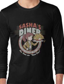 Sasha's Diner Long Sleeve T-Shirt