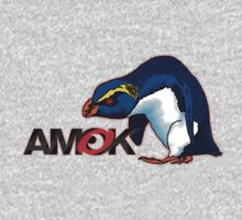 AMOK - VXP - vin the xtreme penguin One Piece - Long Sleeve