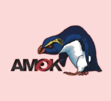 AMOK - VXP - vin the xtreme penguin Baby Tee