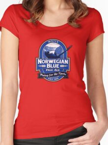 Norwegian Blue Pale Ale Women's Fitted Scoop T-Shirt