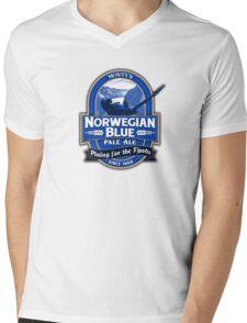 Norwegian Blue Pale Ale Mens V-Neck T-Shirt
