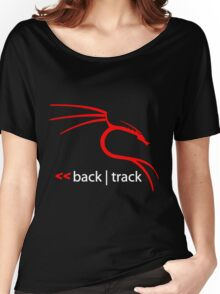 Backtrack Linux Tees Women's Relaxed Fit T-Shirt
