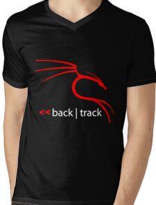 Backtrack Linux Tees Mens V-Neck T-Shirt