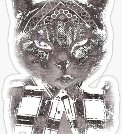OG Cat (Platinum) Sticker
