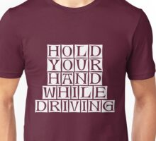 hold your hand  Unisex T-Shirt