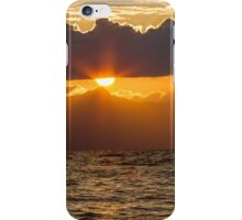 Sunset at Zephyr Cove iPhone Case/Skin