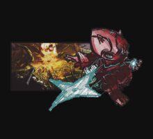 League of Legends Kennen by JellyBeanie