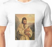 Why Cant I Hold All These Jesus Unisex T-Shirt